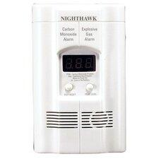 Carbon Monoxide and Explosive Gas Alarm