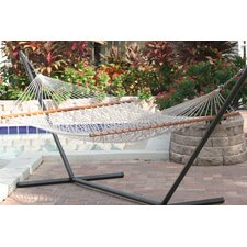 Cancun Premium Two Person Rope Hammock