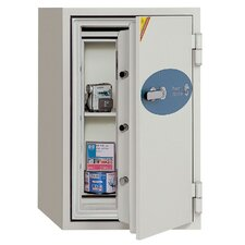 Data Care 1.5 Hr Fireproof Key Lock Security Safe