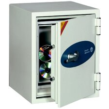 Data Care 2 Hr Fireproof Key Lock Security Safe