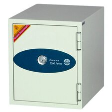 Data Care 1 Hr Fireproof Key Lock Security Safe