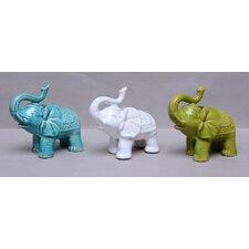 Elephants Figurine (Set of 3)