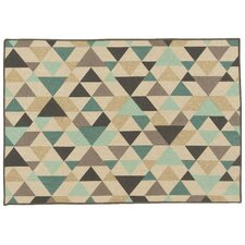 Tessellate Cotton/Linen Placemat (Set of 4)