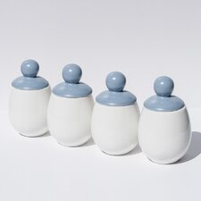Egg Coddler (Set of 4)
