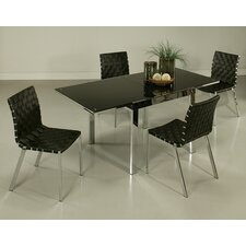 Riviere 5 Piece Dining Set