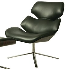 Jezebel Leather Lounge Chair