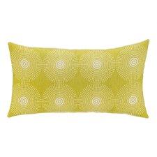Supernova Velvet Lumbar Pillow
