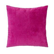 Magenta Velvet Square Pillow