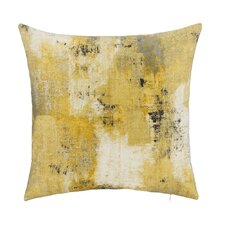 Urban Decay with Bone Velvet Back Throw Pillow Case