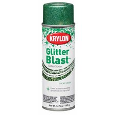 Glitter Blast Spray and Clear Sealer (Set of 6)