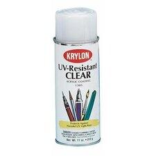 UV Resistant Clear Spray