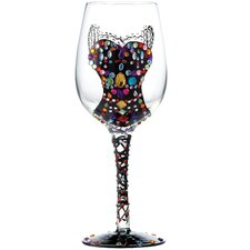 Quiet Night In All Purpose Wine Glass