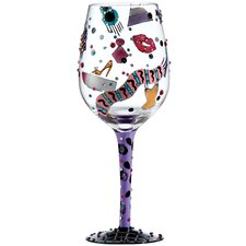 Shopaholic 3 All Purpose Wine Glass
