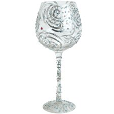 Superbling One in a Million All Purpose Wine Glass