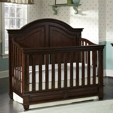 Bridgehampton 4-in-1 Convertible Crib with Mattress