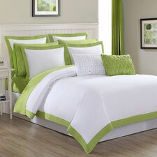 Classic 3 Piece Duvet Cover Set