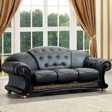 Noci Leather Sofa