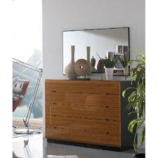 5 Drawer Dresser with Mirror