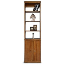 "Simplicity 76"" Bookcase"