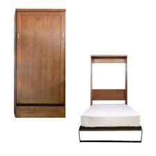 Andrew Extra-long twin Murphy Bed