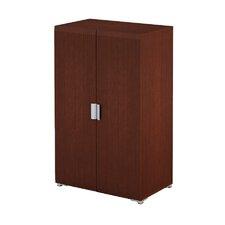 Cherry 2 Door Storage Cabinet