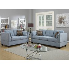 Jayden Sofa and Loveseat Set