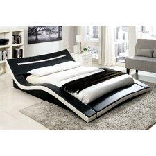 Zibo Upholstered Platform Bed