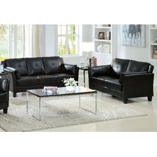 Newport Sofa and Loveseat Set