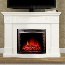 Ares Alessa Electric Fireplace