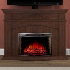 Ares Alessandra Electric Fireplace
