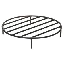 Round Steel Outdoor Fire Pit Grate