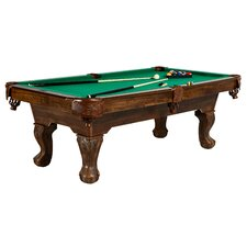 Barrington Springdale 7.5' Ball and Claw Billiard Table