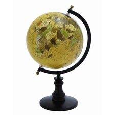 Amazing World Globe on Iron Stand