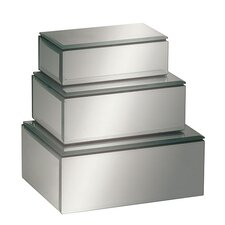 3 Piece Elegant Jewelry Box Set