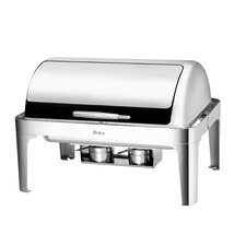 Full Size 8 Qt Roll Top Chafing Dish