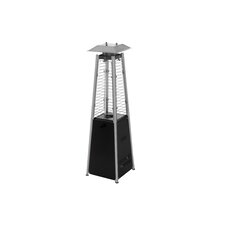 Flame Tabletop Natural Gas Patio Heater