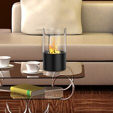 Collin Ventless Bio-Ethanol Tabletop Fireplace