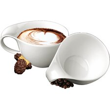 Ninfea Classica 2 Piece Cup Set (Set of 2)