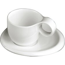 Ninfea Classica 24 Piece Cup and Saucer Set