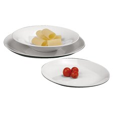 Venere 3 Piece Plate Set