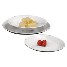 Venere 30cm 6 Piece Dessert Plate Set (Set of 6)