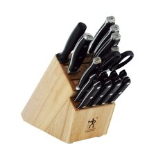 Forged Premio 17 Piece Knife Block Set