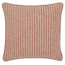 Adams Ticking Indoor/Outdoor Throw Pillow