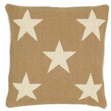 Star Indoor/Outdoor Throw Pillow