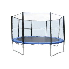 15' Tampoline with Enclosure Net