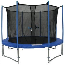14' Trampoline with Inner Enclosure Net