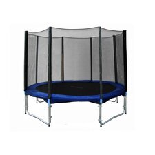 10' Trampoline with Enclosure Net