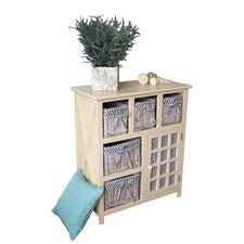Westport 5 Drawer 1 Door Cabinet