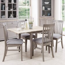 Chatham Extendable Dining Table and 4 Chairs