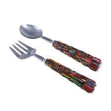 2 Piece Salad Server Set